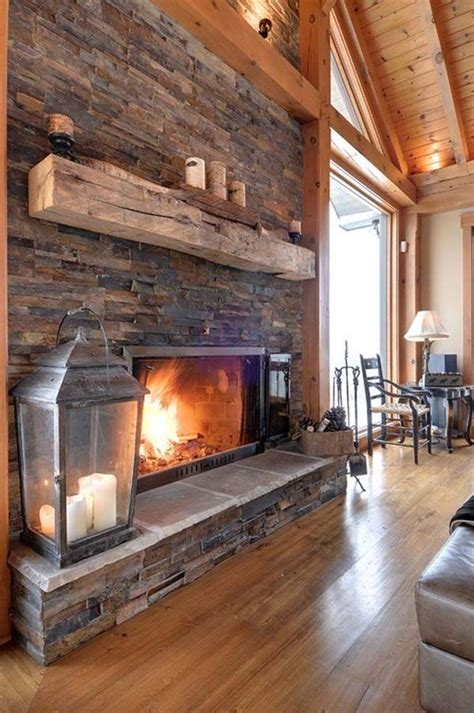 1000 ideas about country fireplace on rustic