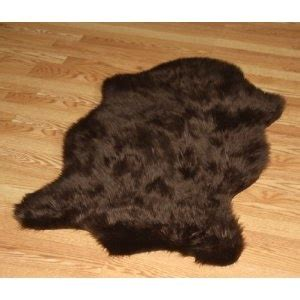 faux animal skin rugs pin tiger rug faux fur animal skin pelt hide 3x5 new ebay on
