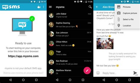 best android text app best android texting app alternatives drippler apps news updates accessories