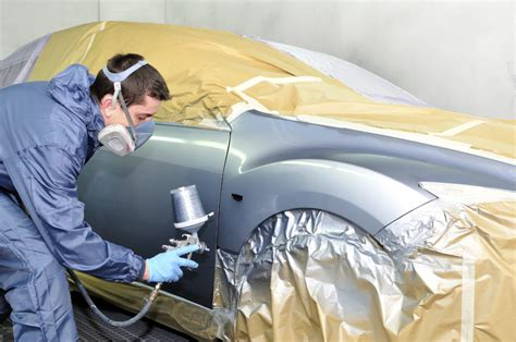 Painting Your Car by Understanding The Car Painting Process Cometao