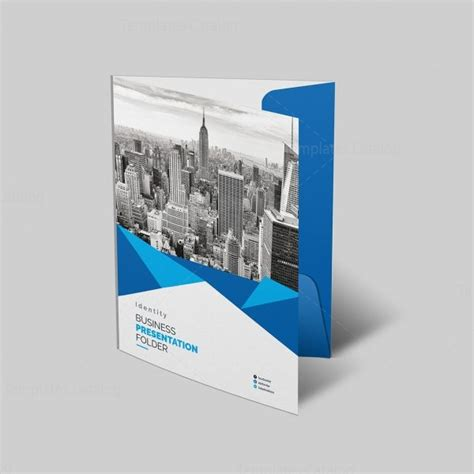 psd presentation folder template 000191 template catalog