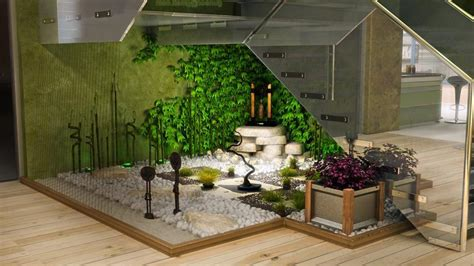 Indoor Patio Designs by 20 Beautiful Indoor Garden Design Ideas