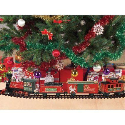 polar express christmas tree train set santa s pole express 27 set toys