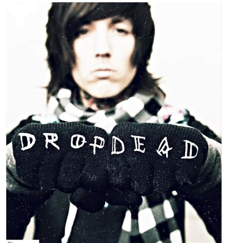 Hoodie Sweater Dropdead Oliver oliver sykes drop dead sweater