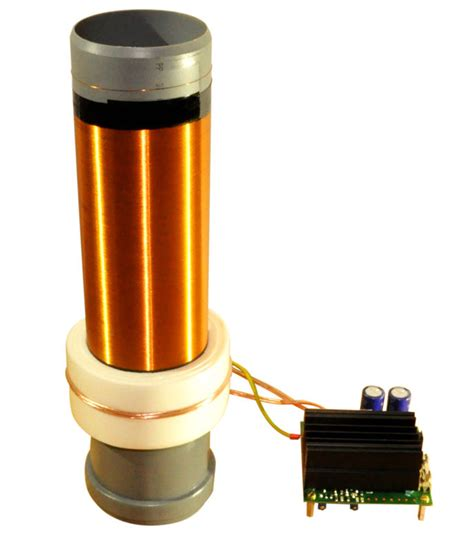 Buy Tesla Coils Solid State Tesla Coil 24v Sstc Bausatz Kit Teslaspule