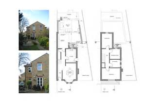 architect designed house plans architect designed house extension brockley lewisham se4