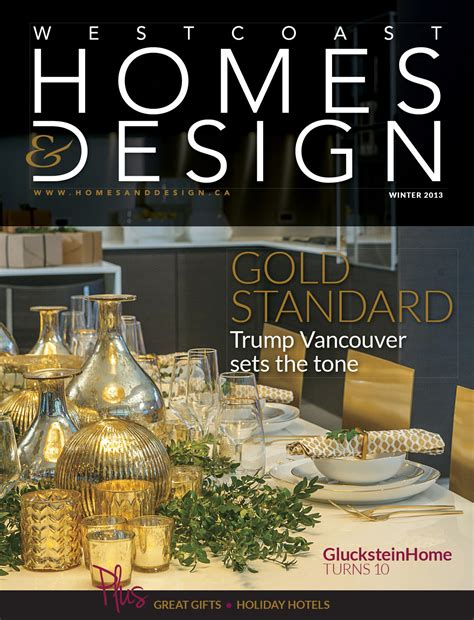 design magazine vancouver featured in westcoast homes design magazine nov 2013