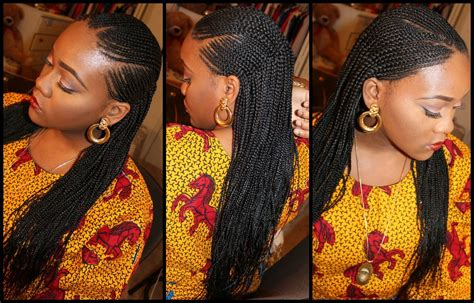 latest tiny weaving 20 most beautiful styles of ghana braids