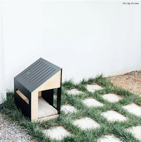 bad dog house bad marlon architectural dog houses on if it s hip it s here