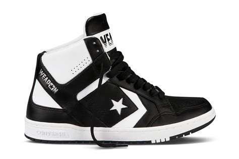 Converse Weapon Skate 1 0 Ox Black converse 2014 fall cons weapon hypebeast