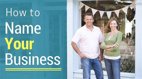 how to a name for your business how to name your business tips and tricks for an