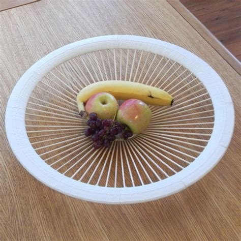 fruit 3d printer 3d printer file fruit bowl cults