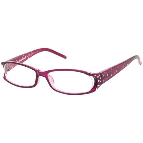 foster grant s metal reading glasses dazzling