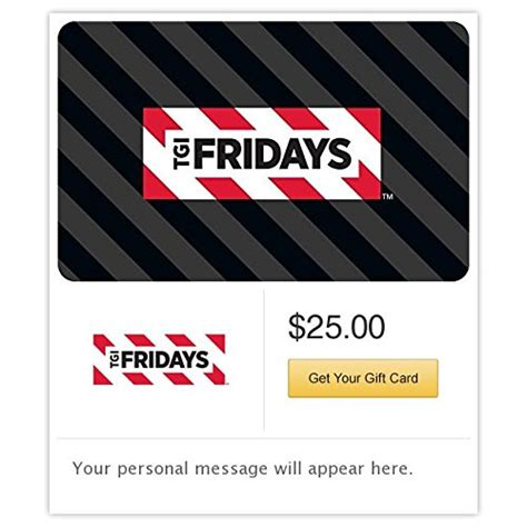 Gift Cards Email Delivery - tgi fridays gift cards e mail delivery musiqcafe com