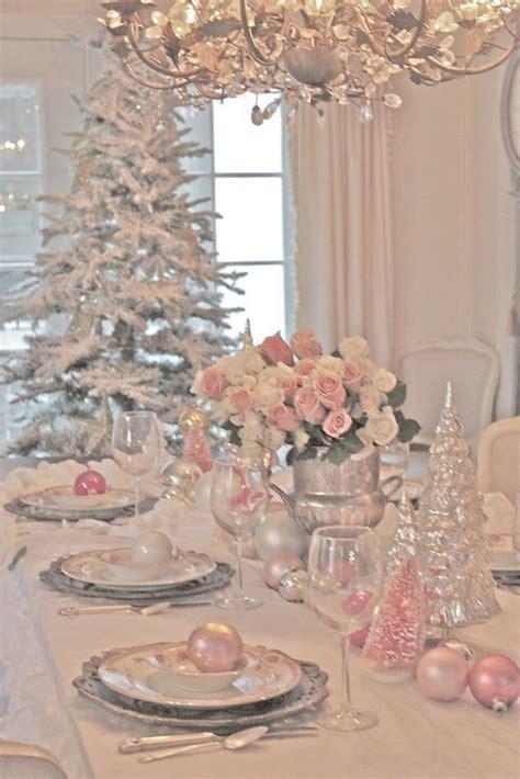 decoracion navidena en rosa dale detalles