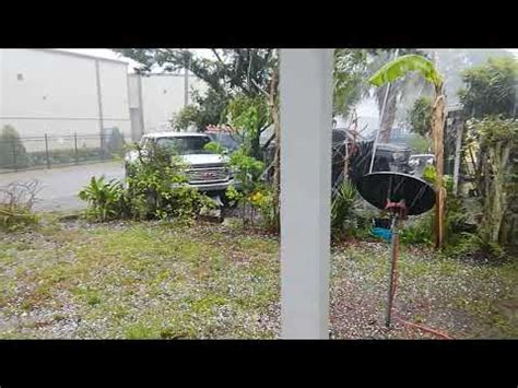 hurricane irma damage at rose bay campground in port or