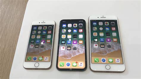 iphone 8 iphone 8 plus iphone x comment savoir lequel