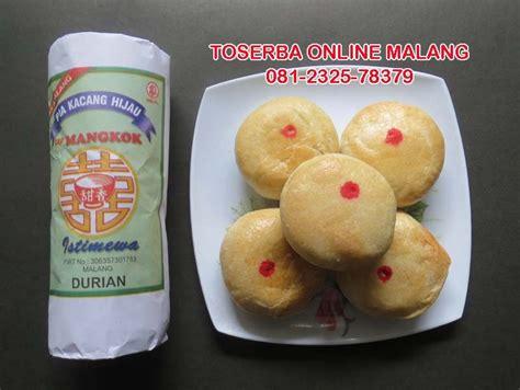 jual pia mangkok malang rasa durian  lapak toserba