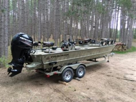 tracker boats tree snugger used tracker center console boats for sale boats