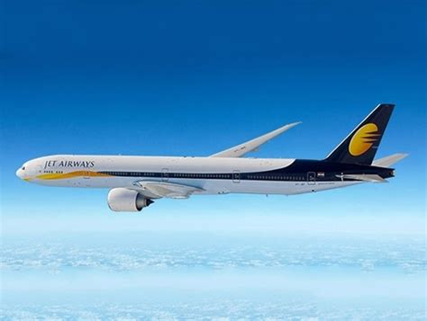 jet airways becomes india s airline to transport record cargo volume air cargo