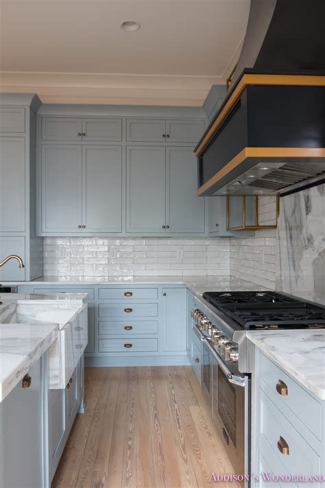 shaker update for a connecticut kitchen contemporary a classic vintage modern kitchen blue gray cabinets inset