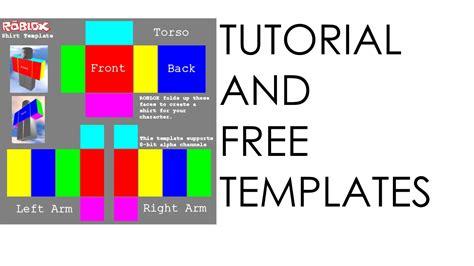 roblox shirt template maker roblox shirt template maker 28 images file transparent