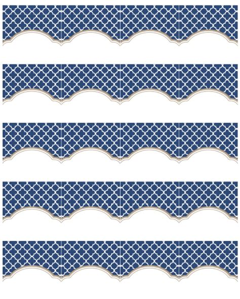 moroccan tile template printable moroccan tile designed labels worldlabel