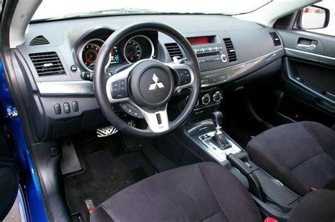 mitsubishi lancer sportback interior mitsubishi lancer sportback price modifications