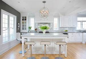 Designer White Kitchens Pictures White And Gray Kitchen Home Bunch Interior Design Ideas