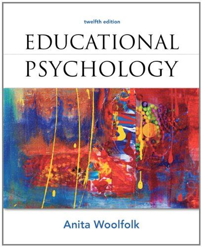 educational psychology 14th edition books biography of author e woolfolk booking appearances