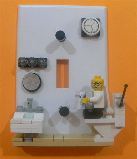 Lego Bathroom Accessories 17 Best Ideas About Lego Bathroom On Lego Frame Picture Frames And Lego Glue