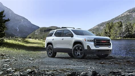 new 2020 gmc jimmy bolder 2020 gmc acadia is crossover to join at4 lineup