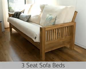 single 2 3 seater sofa beds futon company