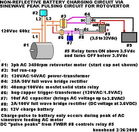 generator battery charger wiring battery free