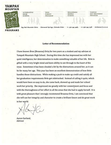 Reference Letter For Creche Nursing Letter Of Reference