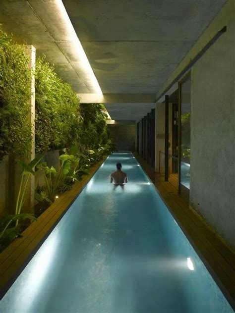 lap pool indoor lap pool houses water pinterest