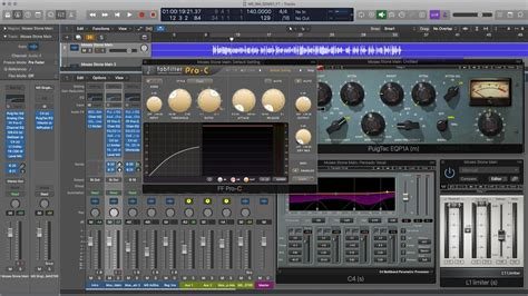Mixing Like A Pro Beat And Vocal Balance Youtube Pro Tools Vocal Recording Template