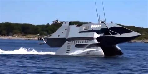 ghost boat juliet marine ghost ship business insider