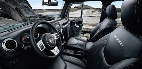 jeep rubicon interior 2017 jeep wrangler rubicon review