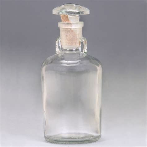 Droping Bottle 100 Ml dropping bottle glass squat form 100 ml carolina