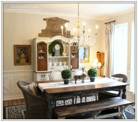 french country dining room mom notes site layjao