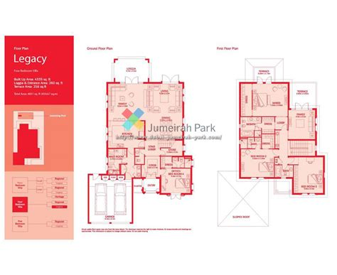 Large 1 Bedroom Apartment Floor Plans 4 bed small legacy gallery villas for sale amp rent in