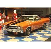 1971 Chevrolet El Camino  Post MCG Social
