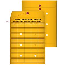 interoffice mail envelope template interdepartmental envelopes at office depot officemax