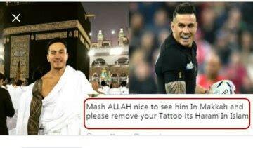 tattoos considered haram  islam quora
