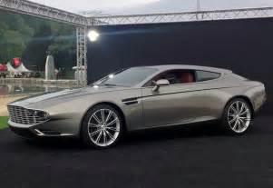 Aston Martin Virage Aston Martin Virage Shooting Brake More Information