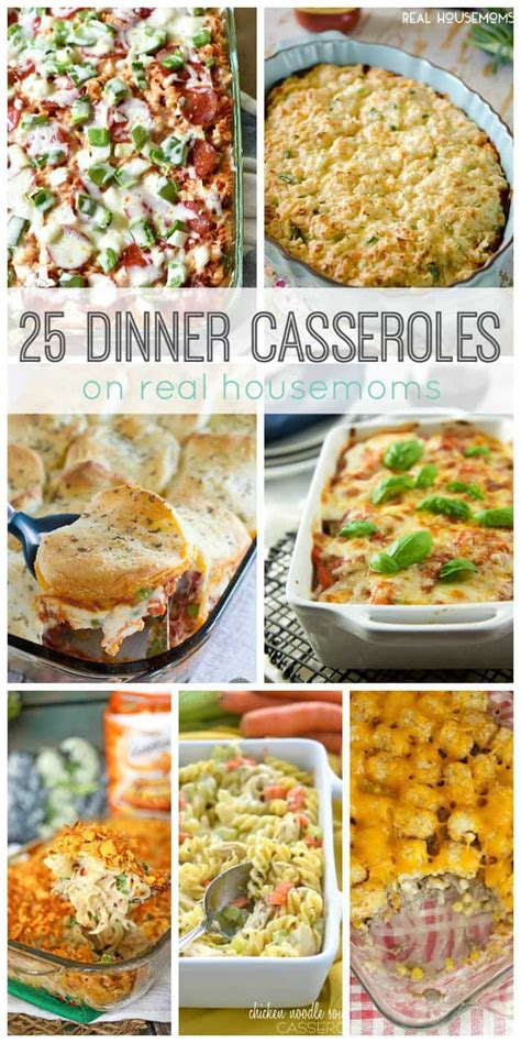 comfort food for a crowd 25 dinner casseroles real housemoms
