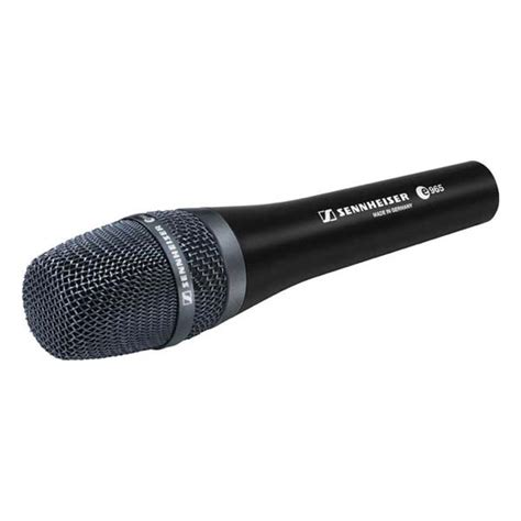 Mic Vokal Dynamic Sennheiser Md 431 Ii Asli vocal microphones church sound systems audio stage