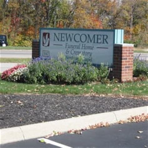 newcomer funeral home crematory northeast chapel