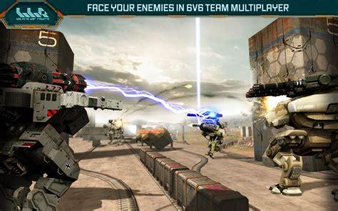war apk walking war robots apk v2 3 0 mod unlimited ammo apklevel android apk mod free